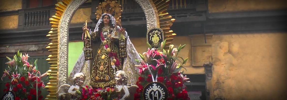 La Santa Alcaldesa de Lima