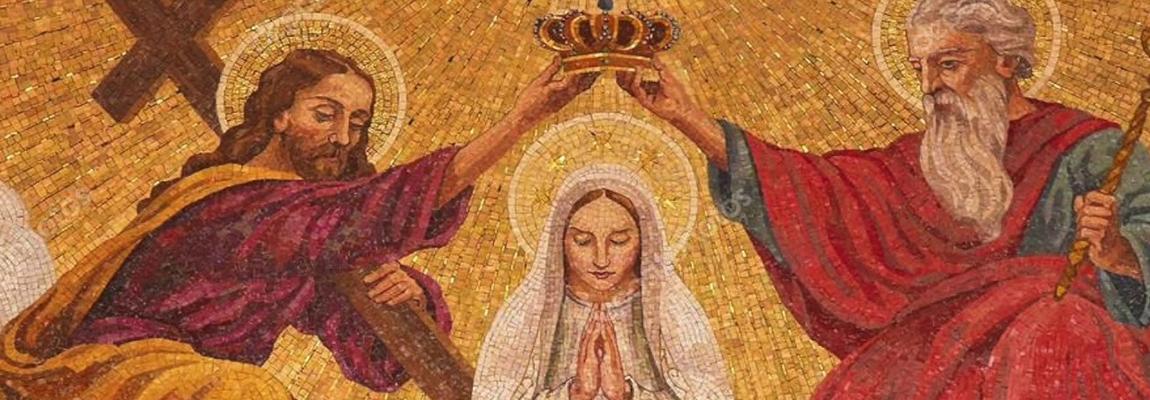 Reina de la humildad y la fe