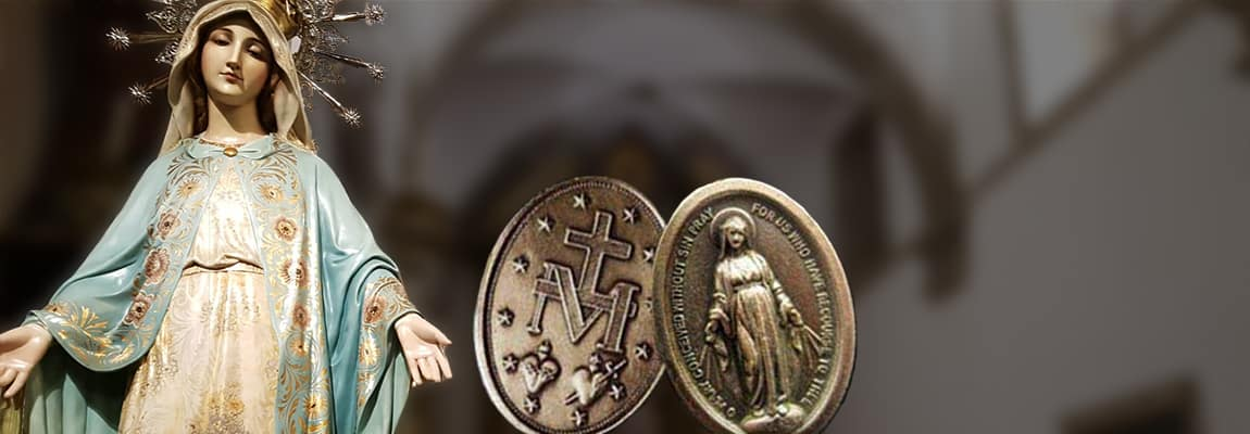¿Qué significan los símbolos de la Medalla Milagrosa?