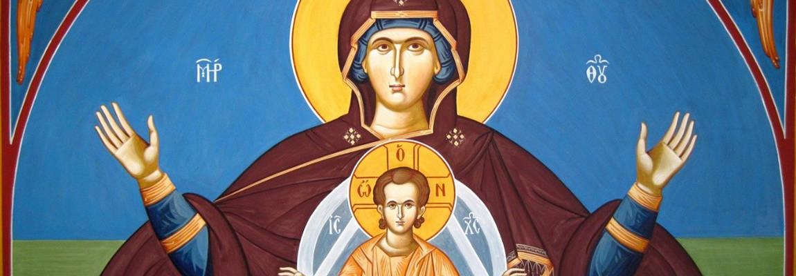 Theotokos: Madre por siempre